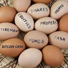 Just buy Crypto mate..